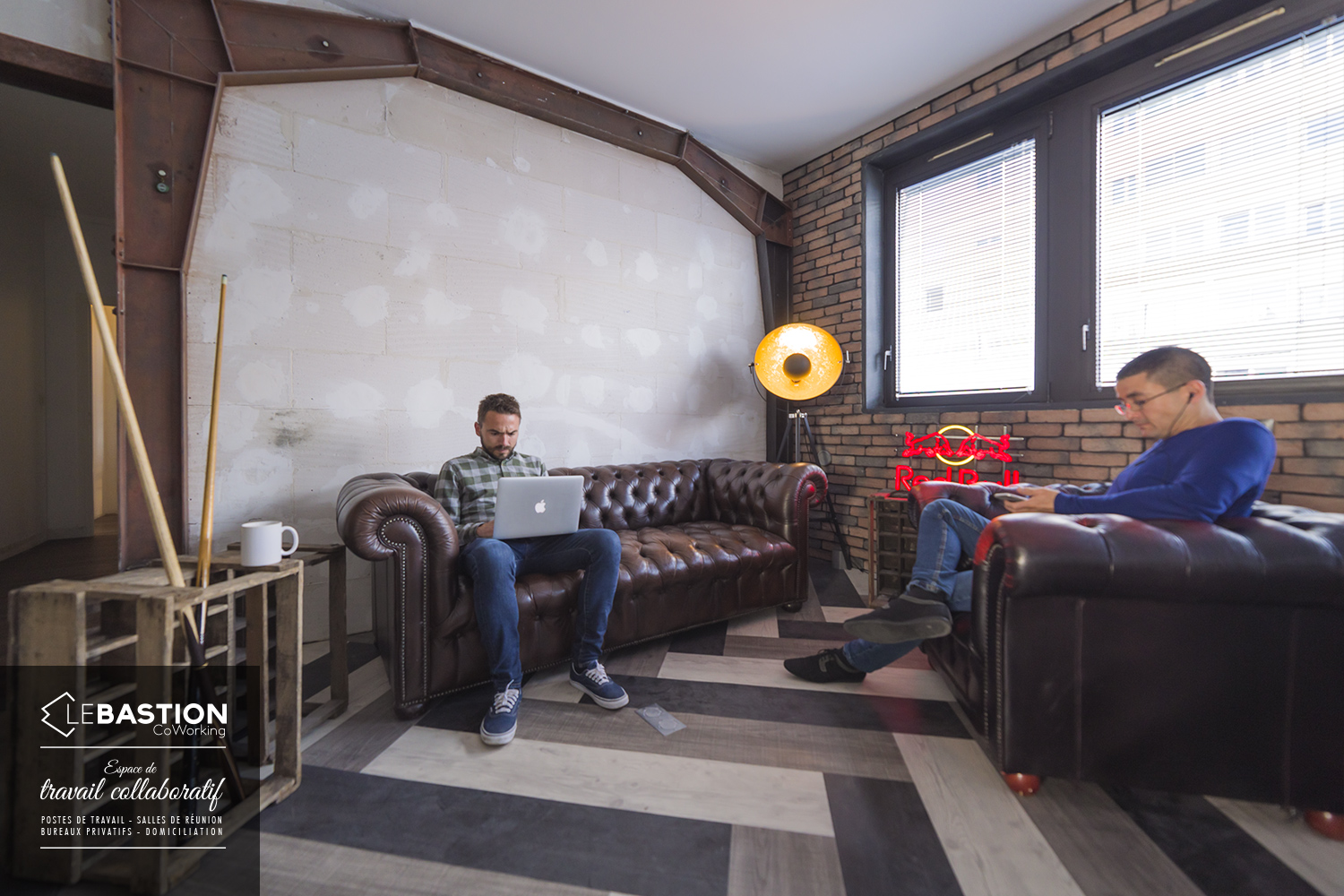 Coworking a Rochelle