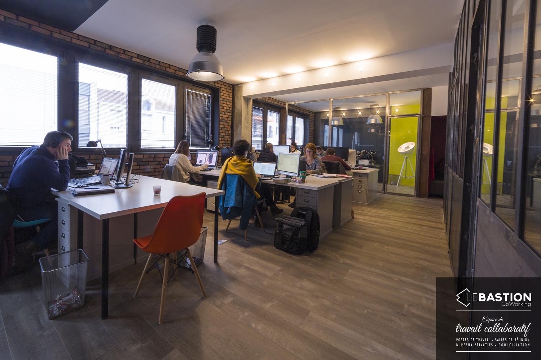 Coworking la rochelle le bastion ➜ bien plus qu un coworking